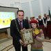 DCIF logo winner H Unwin with DCC Lord Mayor Cllr Naoise OMuirí